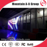Video Advertizing를 위한 P31.25 LED Gird Curtain Transparent Display