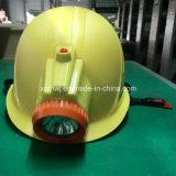Casque de sécurité haute qualité avec des mines anti-explosion Lampe LED Prix, sécurité dans les mines Lampe Cap Lampe LED Fournisseur, antidéflagrant Lampe Helmet Mining Fabricant