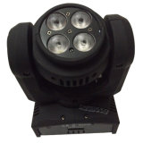 10W * 8PCS LED Double Sides Mini Moving Head Wash Light