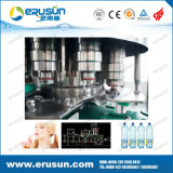 Machines de remplissage parfaites de boissons d'eau carbonatée