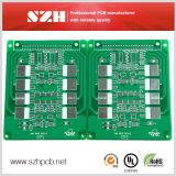 電子工学の緊急制御システムPCBボード