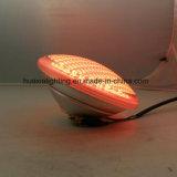 高品質RGB 12V IP68のプールランプSPA/Pond/Fountain LEDの水中ライト
