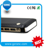 2016 China 13000mAh com LED Light Power Bank