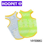 Color solido Dog Vest, Pet Clothes per Dog e Cat