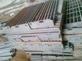 Galvanisierter Treppe-Schritt St1-St4