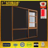 L'alluminio interno Inclinare-Gira la stoffa per tendine Windows della finestra/finestra della tenda
