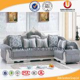 2016 sofà popolari di successo del tessuto della mobilia del salone di disegno moderno (UL-Y915A)