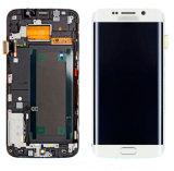 Nuovo schermo originale Digitzer dell'affissione a cristalli liquidi del rimontaggio per il bordo G925 della galassia S6 di Samsung