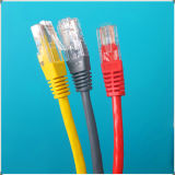UTP 7*0.16 1u Copper Cat5e Patch Cable