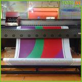 담 많은 기치 (TJ-05)를 인쇄하는 실내 옥외 폴리에스테 메시 직물