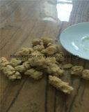 salute della lettiera di legno di pino del tè verde di 6mm; Pulito