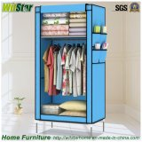 침실 Furniture (WS16-0086)를 위한 방습 Dustproof Cloth Wardrobe