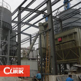 Laminatoio stridente della baritina dell'argilla in India