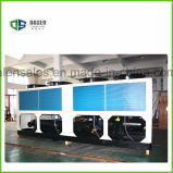 1420HP Refcom 나사 유형 두 배 압축기 공기에 의하여 냉각되는 더 쌀쌀한 산업 냉각장치