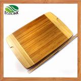 Scheda di taglio di bambù del blocchetto di spezzettamento