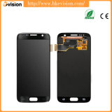 LCD Touch Screen Digitizer + Frame para Samsung Galaxy S7 G930f G930A G930p Gold