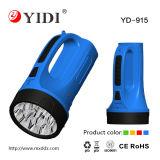 Poder más elevado recargable lámpara de la búsqueda del escorpión 10violet + 5LED