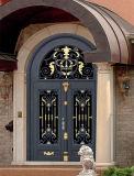 Alte Legierungs-materielles königliches Eingangs-Gatter der Art-M15-08