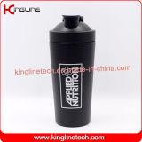 bottiglie su ordinazione dell'agitatore della proteina dell'acciaio inossidabile 750ml 304 (KL-7068)