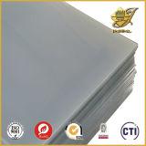 Hoja durable del PVC hecha en China usada para el material de construcción