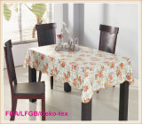 PVC Table Cloths mit Nonwoven Backing Dining/Outdoor