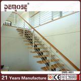 Pequeño diseño de madera simple de las escaleras (DMS-2070)