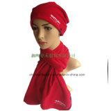Промотирование комплектов шарфа 3PCS перчатки шлема ватки мальчика и девушки хорошего качества зимы дешевое теплое приполюсное