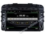 Witson S160 para KIA Sornto 2014 Car DVD GPS Player com Rk3188 Quad Core HD 1024X600 Tela 16GB Flash 1080P WiFi 3G frente DVR DVB-T Pipela de espelho-Link (W2-M442)