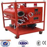 Máquina da purificação de petróleo do transformador do vácuo do único estágio de China