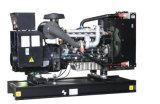 Petit groupe électrogène se produisant diesel de rétablissement du pouvoir 80kw 100kVA d'engine