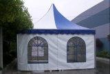 Алюминиевый тип напольный шатер материала и зонтика Поляк сада Gazebo