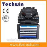 Машина волокна Techwin соединяя подобная к Splicer сплавливания Fujikura Fsm-70s