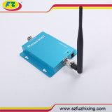 Rodar encima la imagen para enfocar adentro repetidor del aumentador de presión del amplificador del teléfono móvil del teléfono celular de Phonetone 62dB 3G 2100MHz con la antena y el Yagi internos Anten del azote del External