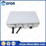 Rectángulo óptico al aire libre del fin de fibra del mejor del precio del 1:8 del PLC del divisor conector del Sc (FDB-08C)