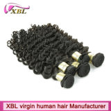 Pleines extensions principales de cheveux de véritables cheveux brésiliens de longueur