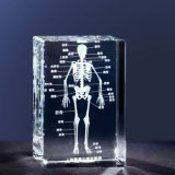 3D Concurrerende Prijs van de Machine van de Gravure van de Laser van het Kristal
