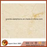 Mattonelle di marmo beige incluse parete/della pavimentazione