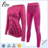 Ropa de deportes atractiva de la capa baja de las mujeres de la ropa interior del OEM