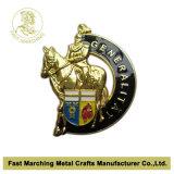Police superiore Badge con Glitter Enamel