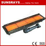 Tipo energy-saving queimador infravermelho para o revestimento do pó