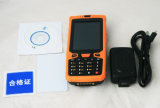 One-dimensional Code Scanning Quad-Core Android Phone PDA com NFC RFID