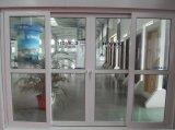 Concha puerta deslizante del PVC de 80 series