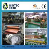 Veio de Madeira PVC laminação Film Calenering Linha de Produção da China