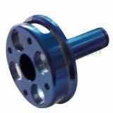 CNC del aluminio de la alta precisión que trabaja a máquina las piezas de los aviones de Madel para la base del rodamiento
