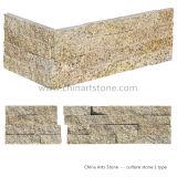 ウォールクラッドのための花崗岩と大理石の文化の石タイル