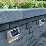 Decorative Of wall Of mounted Of outdoor 5 LED Of solar Of lights Of waterproof