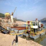 Draga di pompaggio della sabbia del fiume di capacità elevata di prezzi bassi