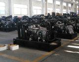 60Hz Geluiddichte Diesel die 30kVA Generator door Yangdong wordt aangedreven (SDG30KS)