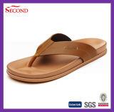 Sandali di cuoio degli uomini di colore solido