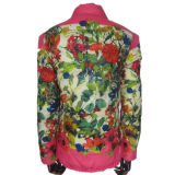 Veste 2015 colorée de dames de conception populaire de veste de femme